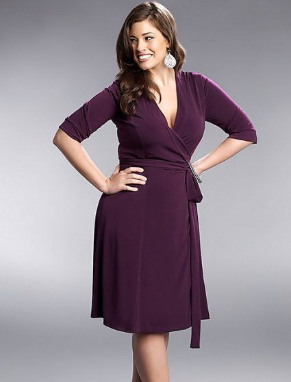 Plus size women dresses ideas 2016 - http://www.cstylejeans.com ...