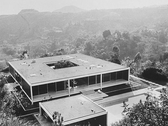 Craig Ellwood, Casa Rosen, Los Ángeles, USA., 1961-1963.
