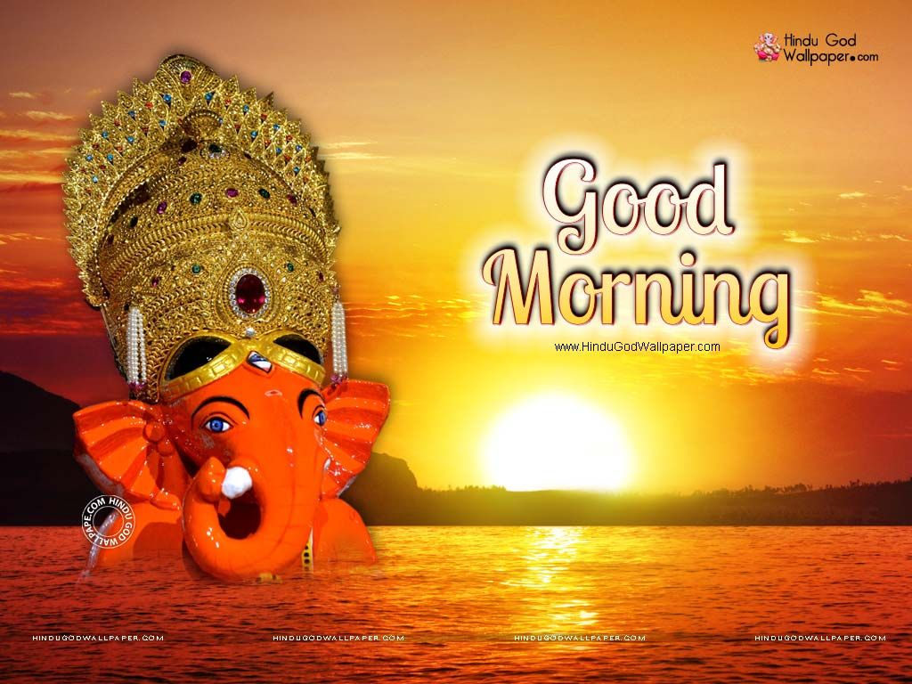 Hindu God Good Morning Wallpaper Good Morng Wallpapers Good