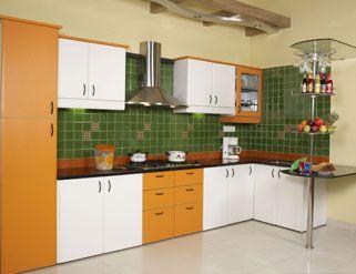 Indian Parallel Kitchen Interior Design  Google Search  Kitchen Captivating Kitchen Trolley Designs Pune Design Ideas