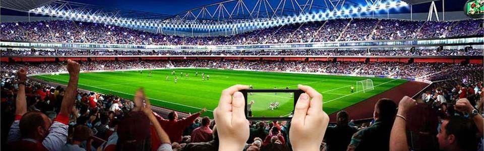 Second Screen Home vs Stadiums Sports marketing, Soccer
