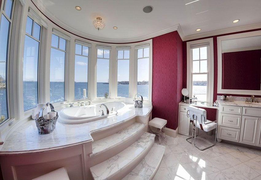 View Bathroom Designs Awesome 65 Luxury Bathtubs Beautiful Pictures  Red Wallpaper Bathtubs Design Ideas