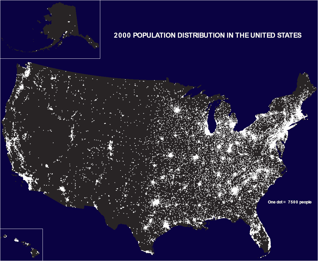 Population Distribution Ap Human Geography Crash Course Ap
