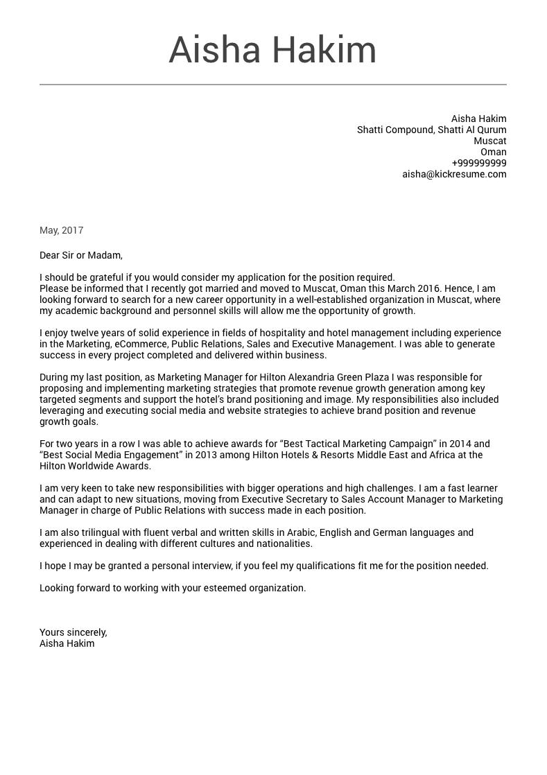 Best Cover Letter For Vp Position   Cover Resume   Cover letter ...