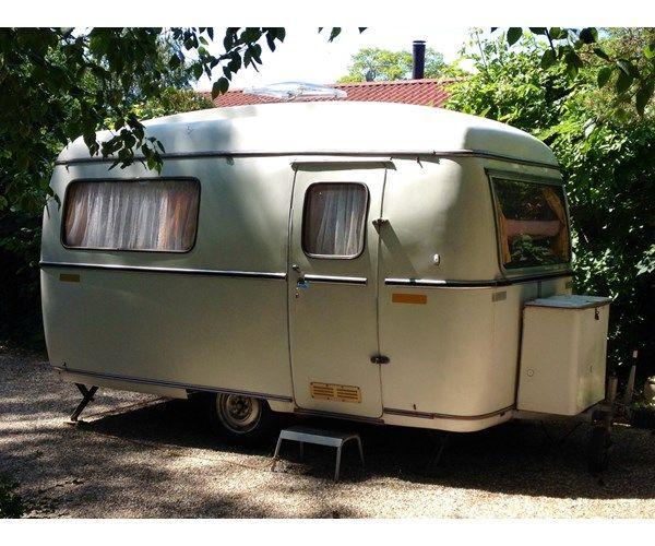 Små campingvogner
