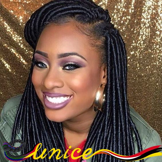 Here S How You Can Install Super Long Goddess Faux Locs On