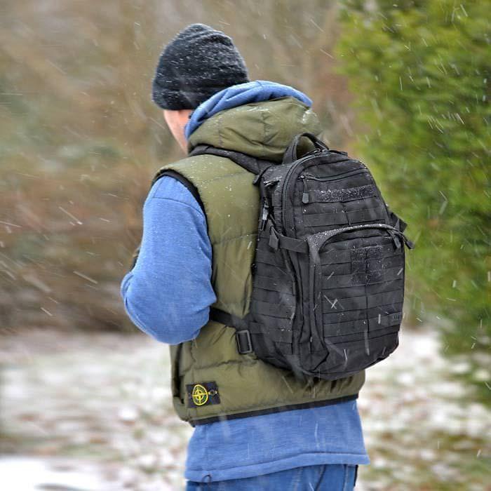 5 11 Tactical Rush 12 Backpack Black Backpack