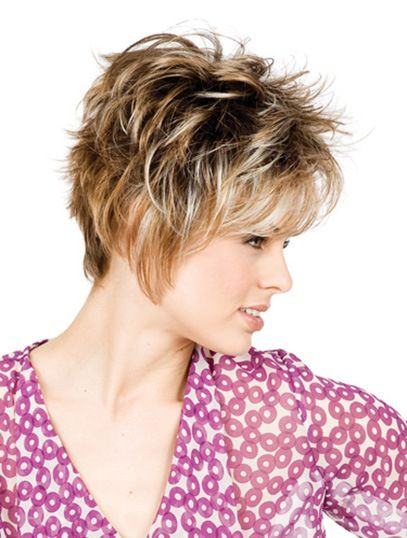 4fa9747ef Blonde Monofilament Synthetic Fashionable Short Wigs, Short Haired Male  White Wigs