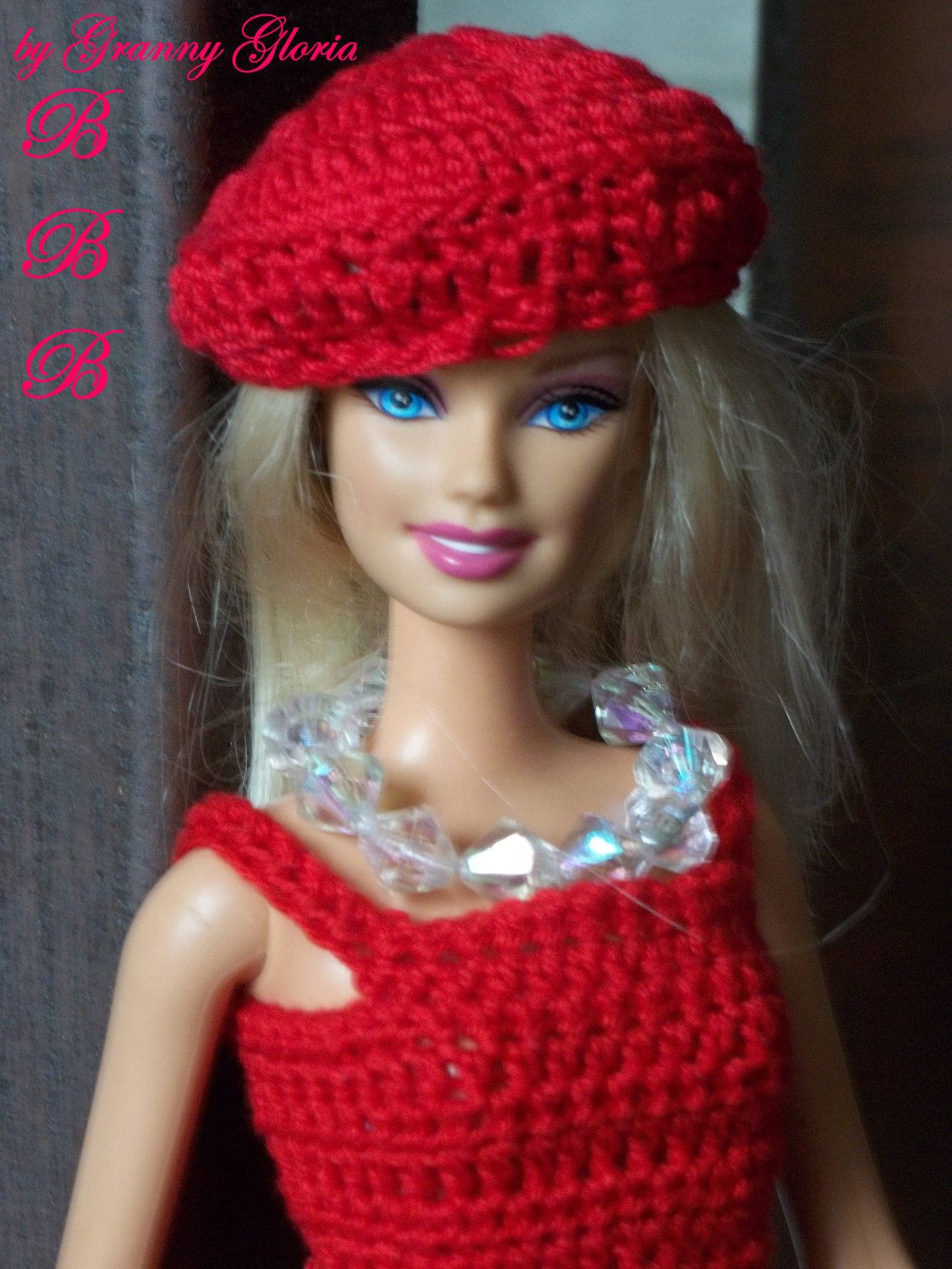 Amazon.com: Crochet for Barbie Doll: 75 Delightful Creations to ...