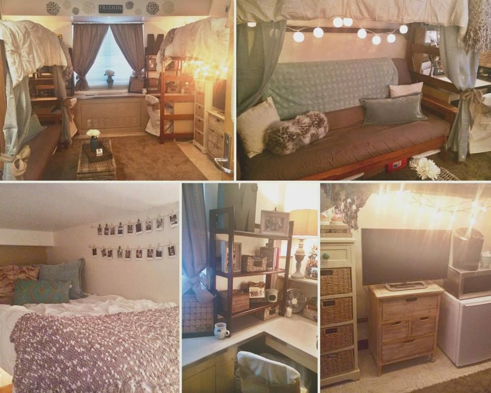 Dorm Rooms Decorating · UGA   Russell