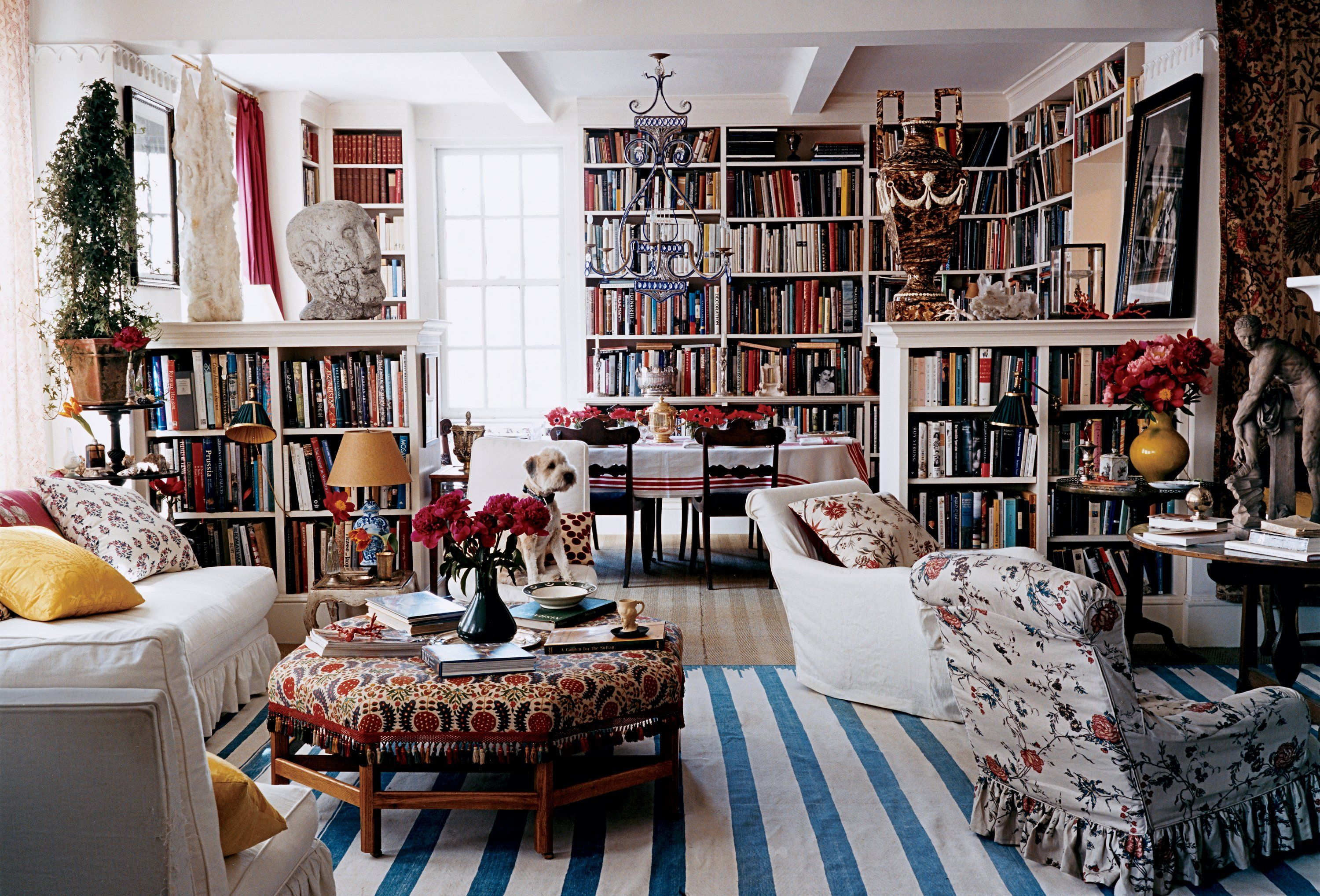 The Best Libraries in _Vogue_