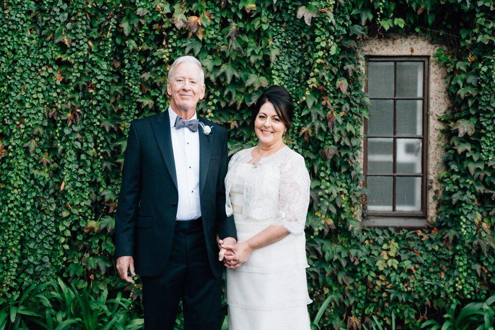1940's Inspired Elegant Wedding Noivado