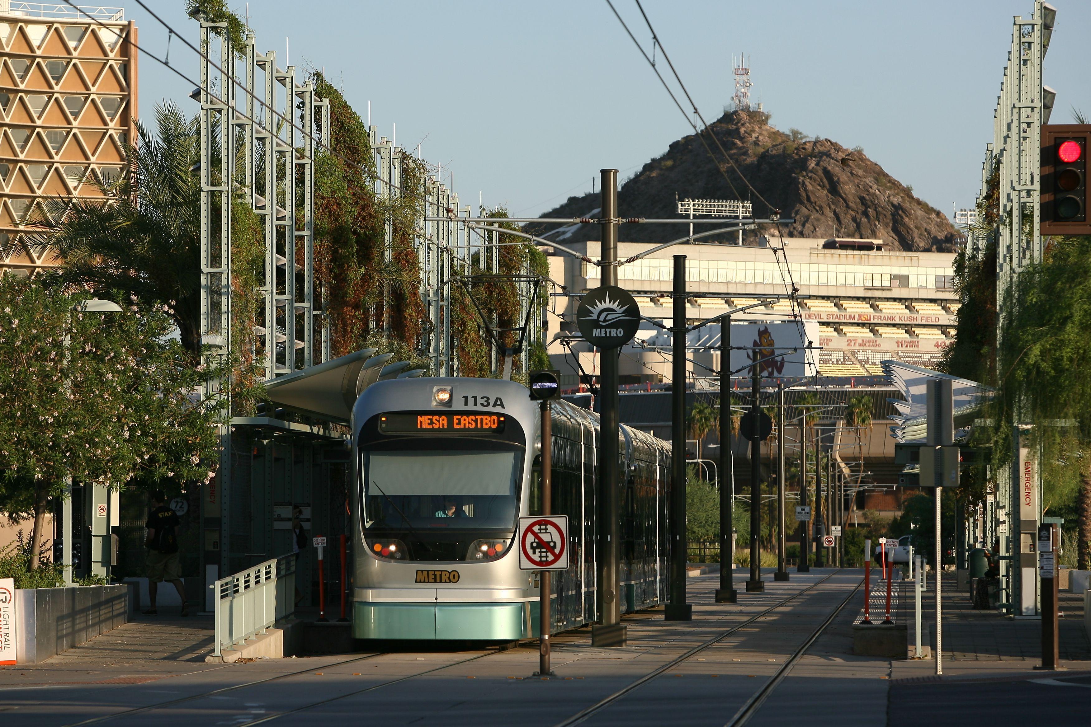 Public Transit in Arizona = :)