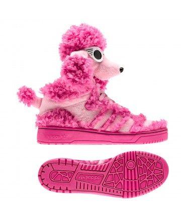 jeremy scott adidas poodle
