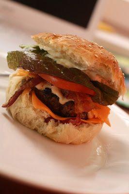 Pravda Villans: Hamburger