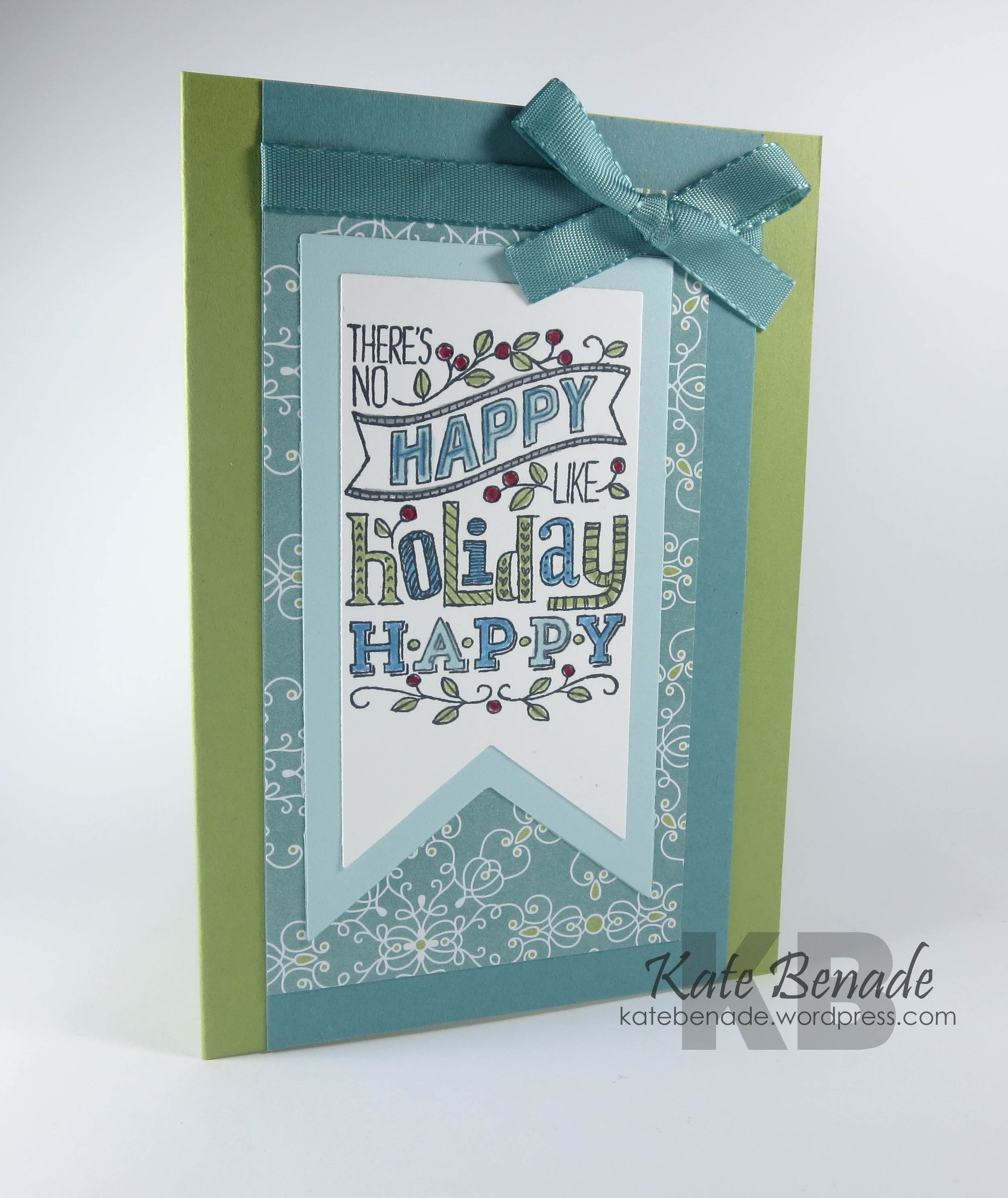 Mojo monday challenge 362 mingle all the way banners stampin up christmas card all is calm specialty dsp banner framelits lost lagoon kristyandbryce Choice Image
