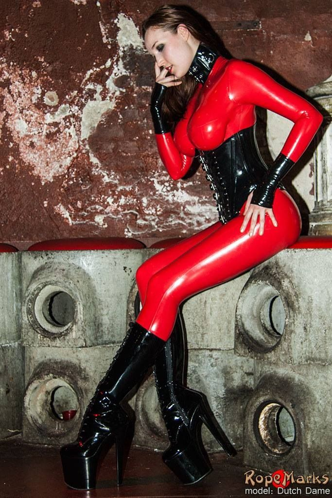 Pittsburgh rubber fetish wear