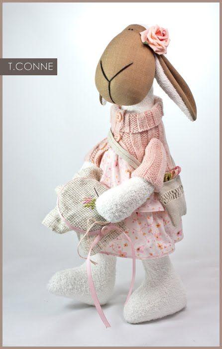 Tatiana Conne handmade doll | OTROS MUÑECOS DE TRAPO | Pinterest ...