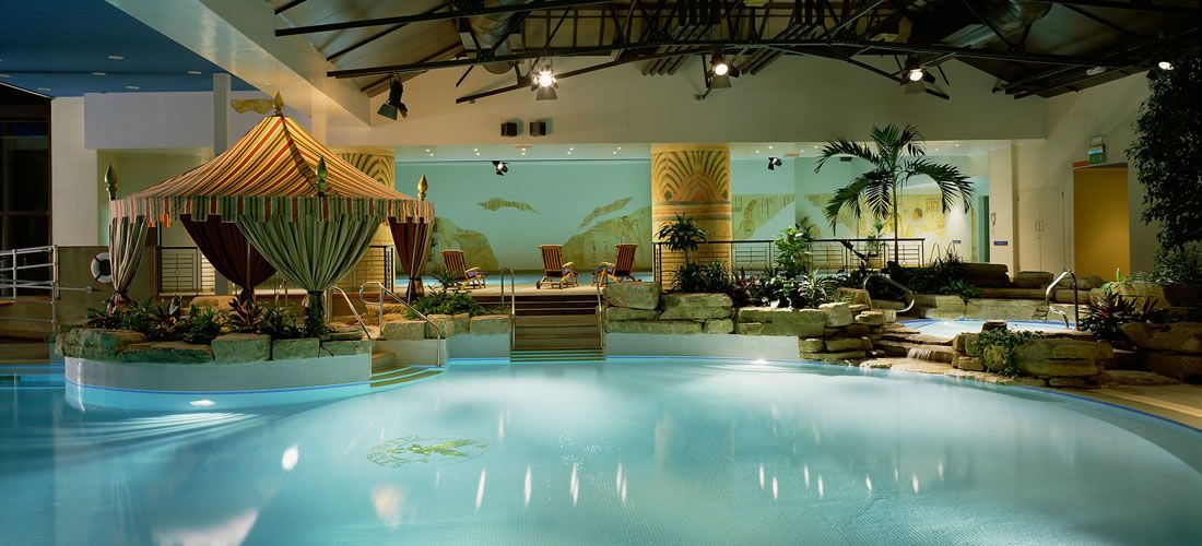The Gleneagles Hotel Pool