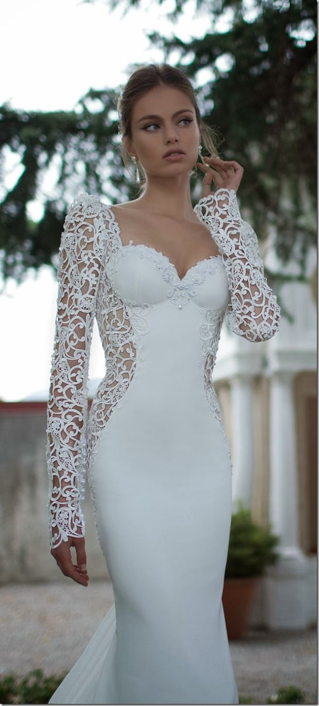 rochii de mireasa wedding dresses berta bridal 2014 | Wedding ...