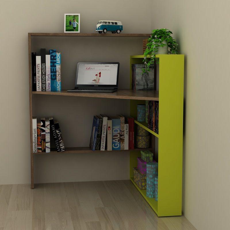 Utradeshop دولاب دواليب خزانة منظم مكتبة كتاب كتب تحف Fashion أثاث أثاث غرف دراسة مكتبة مفتوحة رف رفوف أر Diy Corner Desk Home Decor Home Diy