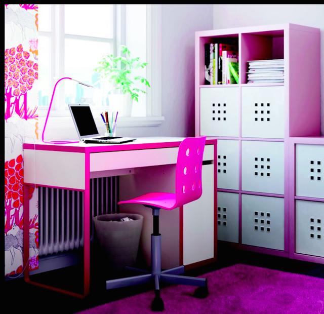 Ni os en el catalogo de ikea 2015 novedades y tendencias for Ikea mesas escritorio ninos