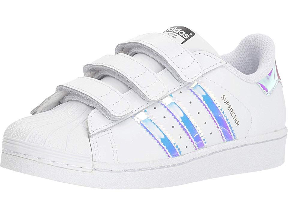 adidas superstar kids silver