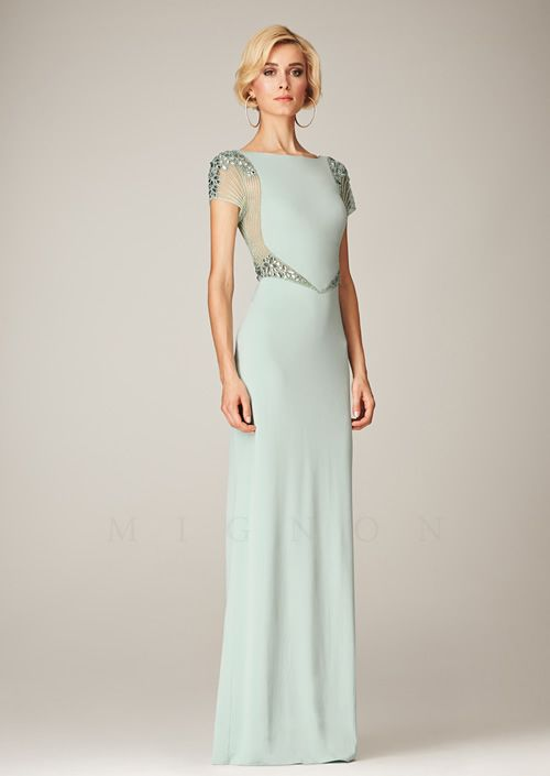 Mignon - VM1289B - Evening Dresses, Prom Dresses 2015, Homecoming ...
