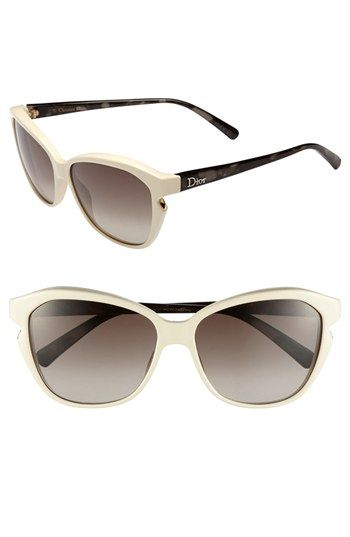 7bd789fd49e Dior  Simply Dior  58mm Cat s Eye Sunglasses available at  Nordstrom ...