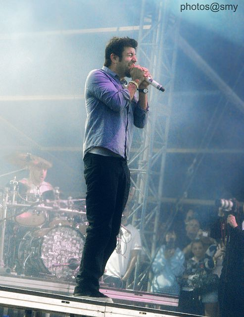 Chino Moreno & 30STM @ Download Festival 2010 in 2019 | Deftones