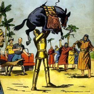Strip Archie De Man Van Staal Google Zoeken Strips