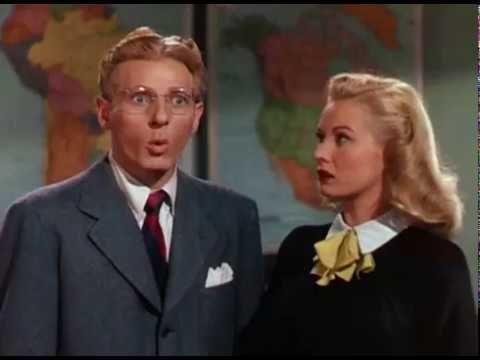 Wonder Man (1945) - Danny Kaye   Wonder man, Virginia mayo, Youtube