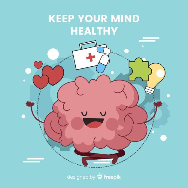 Descarga Gratis Concepto Divertido De Salud Mental