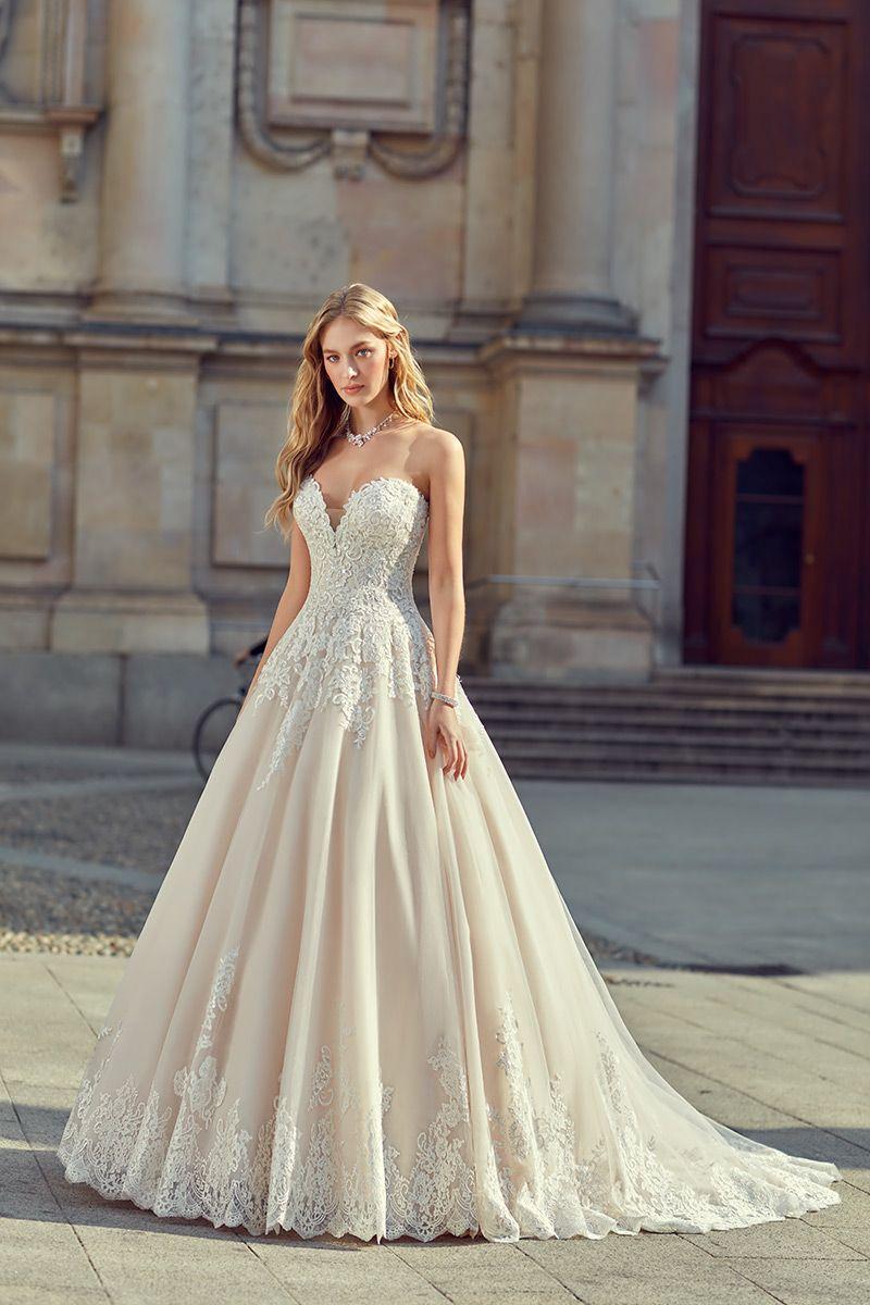 Wedding Dress MD256 | Pinterest | Wedding dress, Bridal gowns and ...