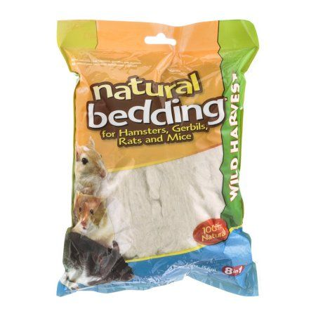 Wild Harvest Natural Bedding for Small Animals, 2 0 OZ