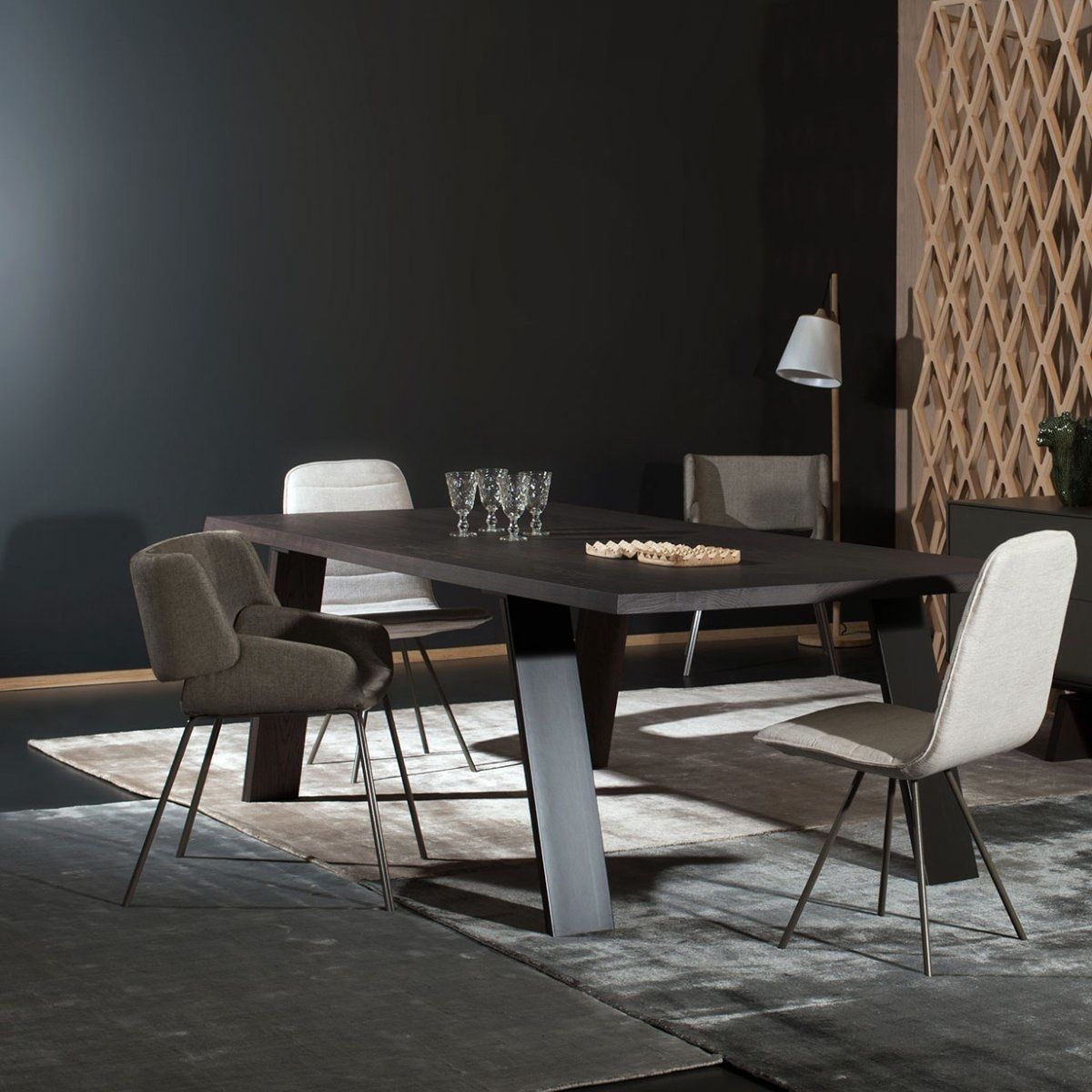 Koket at Salone del Mobile Milan 2017 | Hall, Max divani and Interiors