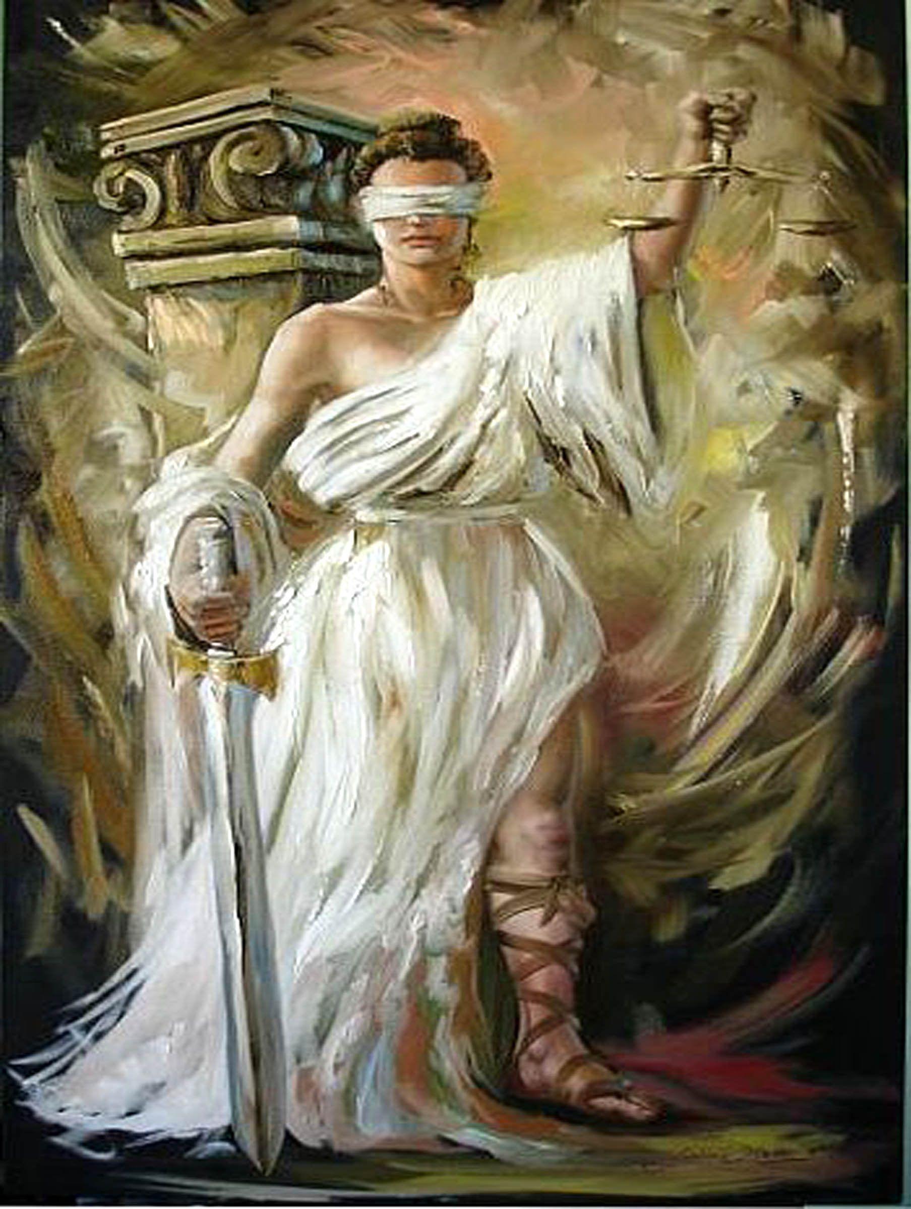 Фемида мифология картинки