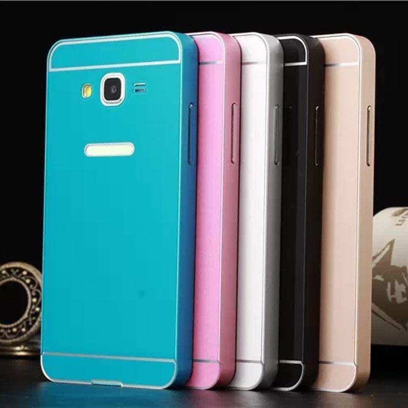 New Luxury Metal Case Cover For Samsung Galaxy Grand Prime G530h G5308 Reliable Fundas Para Celular Fundas Moviles Fundas
