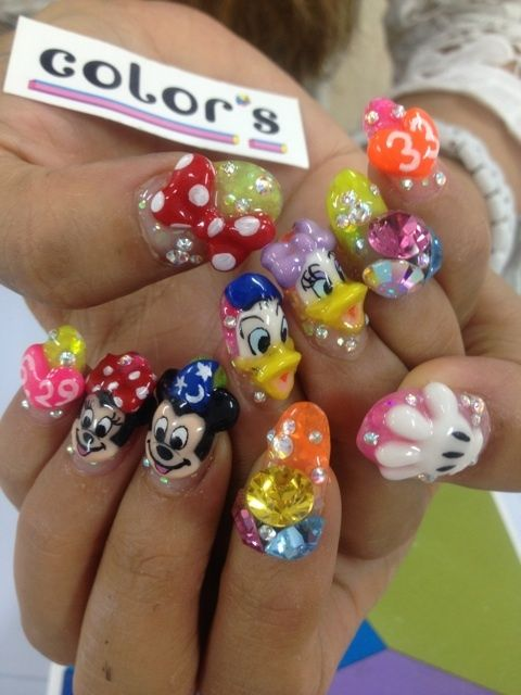 Hot Trendy Nail Art Designs That You Will Love Glitter Nail Art