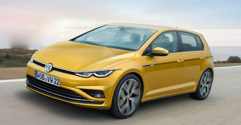 The New Vw Golf Viii First Details New Model Car