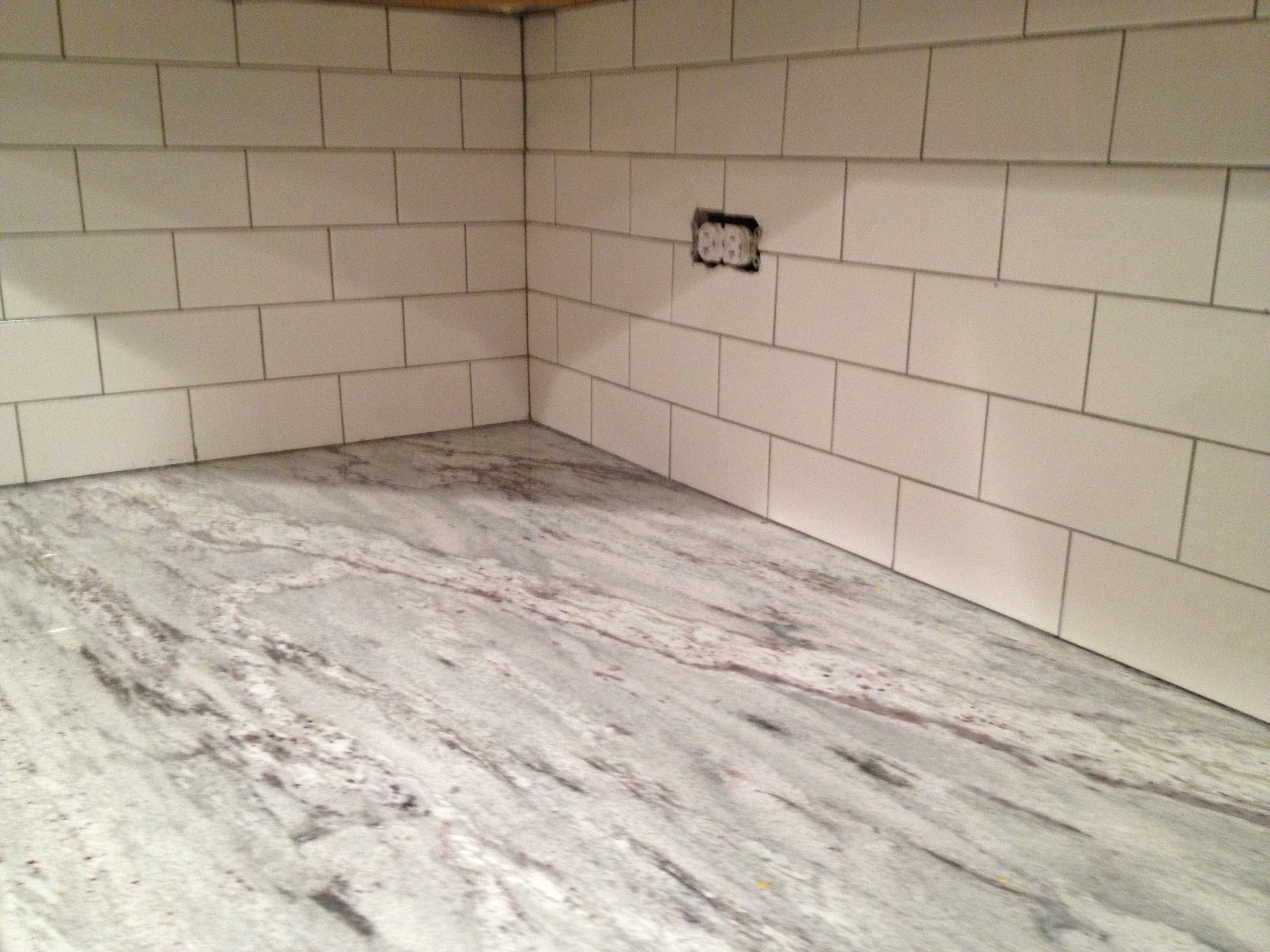 34 Backsplash Subway Tile Porcelain Home