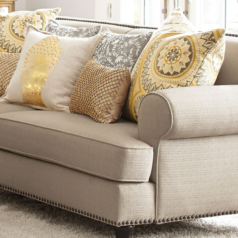 Ophelia Oversize Pillow Suzani Gold Oversized Pillows