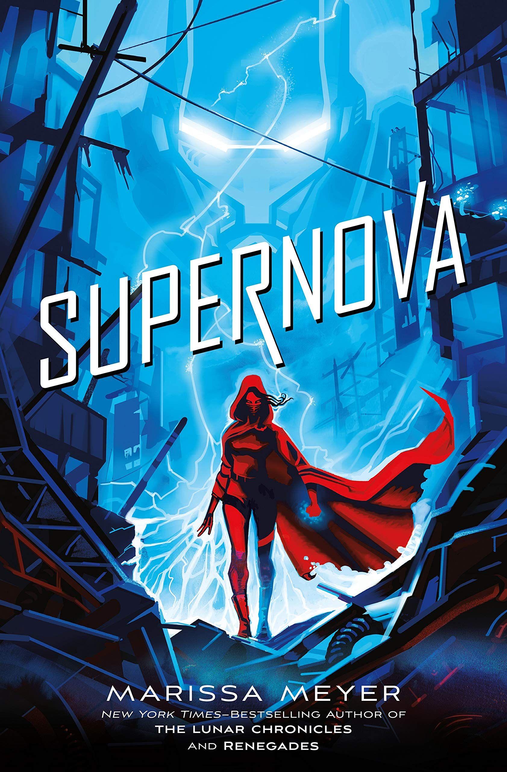 Marissa Meyer Wraps Up Renegades Trilogy In Exclusive Supernova