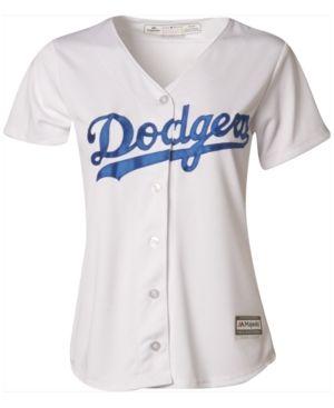 wholesale dealer b640f 23df2 Majestic Women Los Angeles Dodgers Cool Base Jersey ...