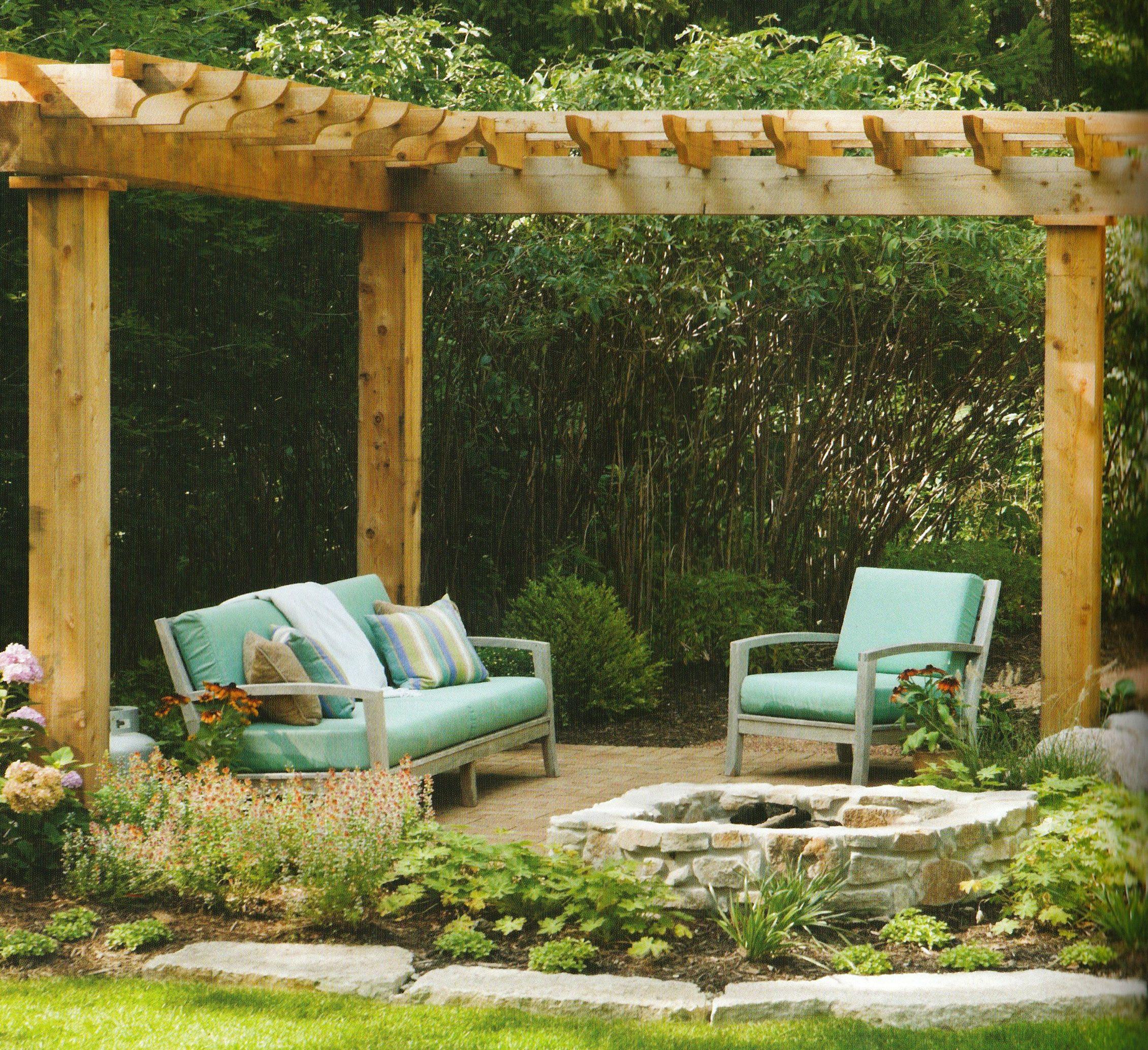 Pergola Designs Corner: Backyard Pergola, Pergola, Building A