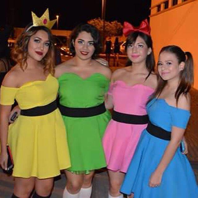 Powerpuff girls costumes??Blossom Bubbles Buttercup and Princess  sc 1 st  Pinterest & Powerpuff girls costumes??Blossom Bubbles Buttercup and Princess ...