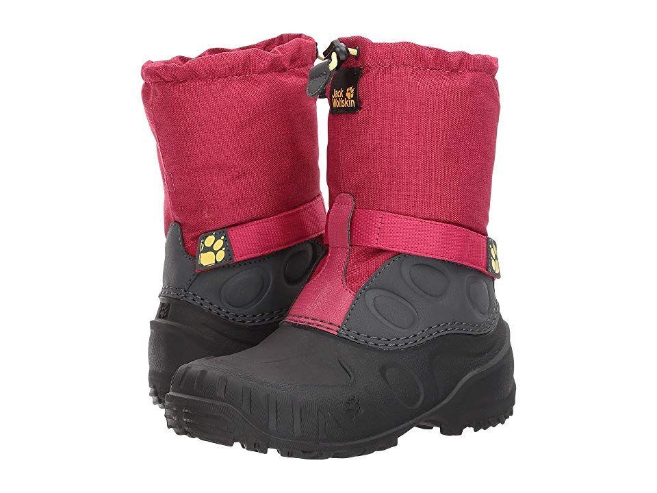 Jack Wolfskin Kids Iceland HIGH Snow Boot