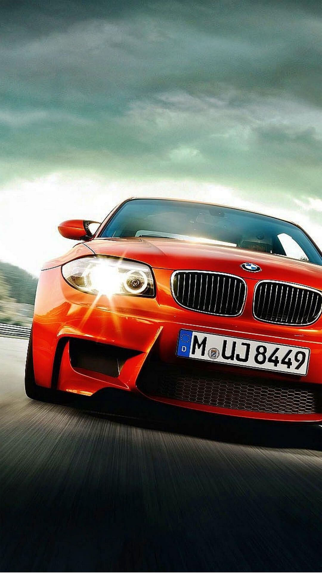 Bmw M3 Orange Bmw Wallpapers Bmw Bmw M3