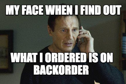 Funny Face Meme Maker : Meme maker my face when i find out what i ordered is on backorder