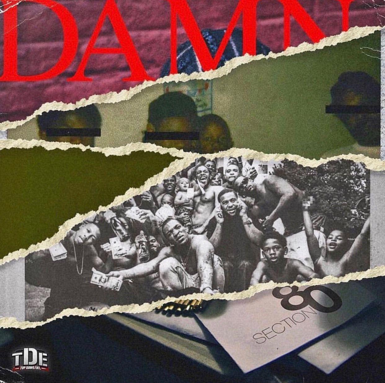 Kendrick Lamar Album Compilation Art Kendrick lamar